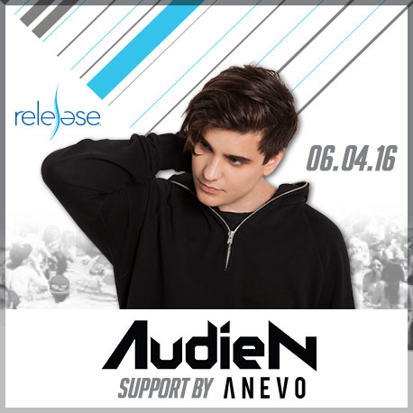 Audien & Anevo - On Sale  - 6/4/2016 12:00:00 AM