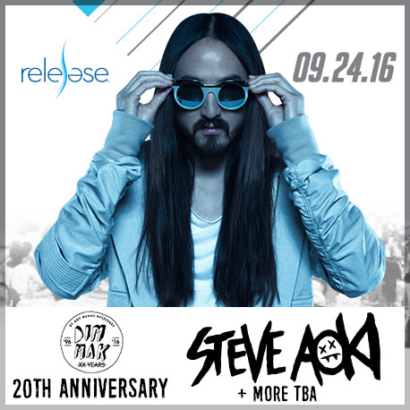 Steve Aoki - On Sale  - 9/24/2016 12:00:00 AM