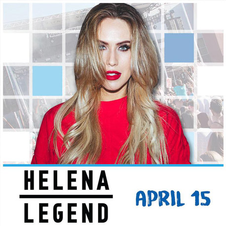 Helena Legend at RELEASE at Talking Stick Resort
