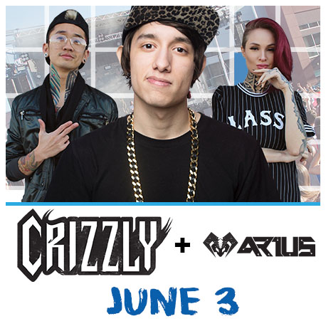 Crizzly + Arius