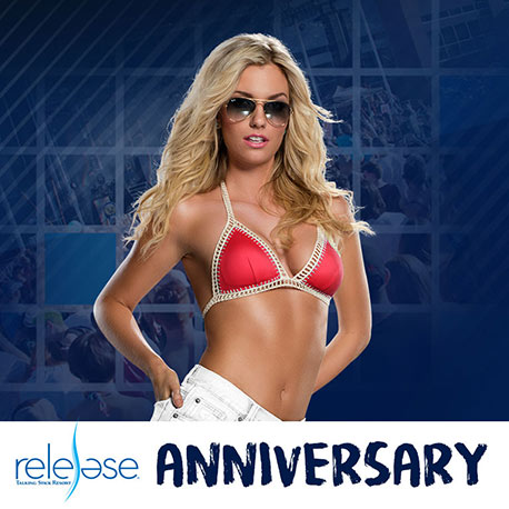 Release Anniversary Party - 8/26/2017 11:00:00 AM