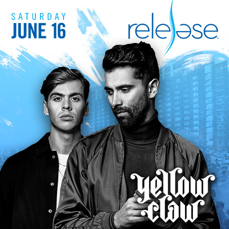 Yellow Claw - 6/16/2018 12:00:00 PM