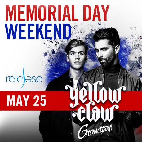 Yellow Claw - 5/25/2019 1:00:00 PM