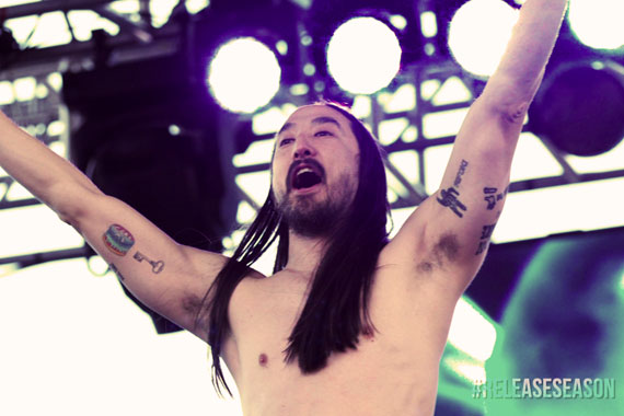 Steve Aoki + Lost Kings - Memorial Day Weekend