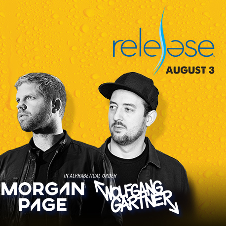 Morgan Page + Wolfgang Gartner - 8/3/2019 1:00:00 PM