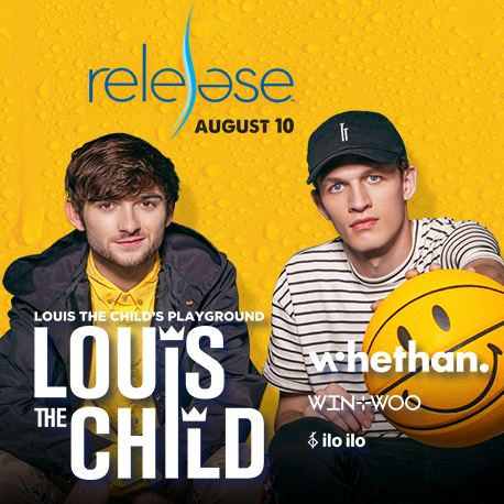 Louis the Child - 8/10/2019 1:00:00 PM