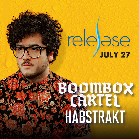 Boombox Cartel & Habstrakt - 7/27/2019 1:00:00 PM