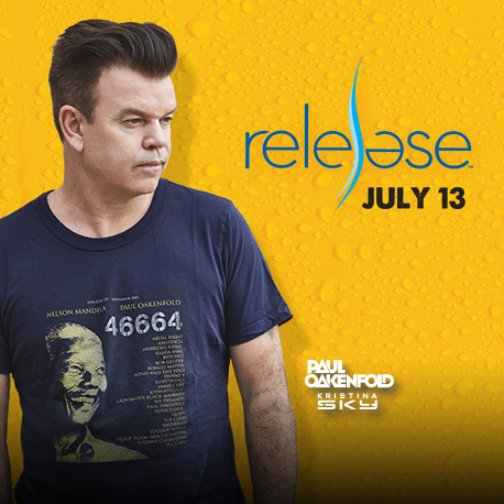 Paul Oakenfold  - 7/13/2019 1:00:00 PM
